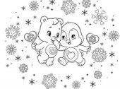 Christmas Coloring Sheet 1-fm